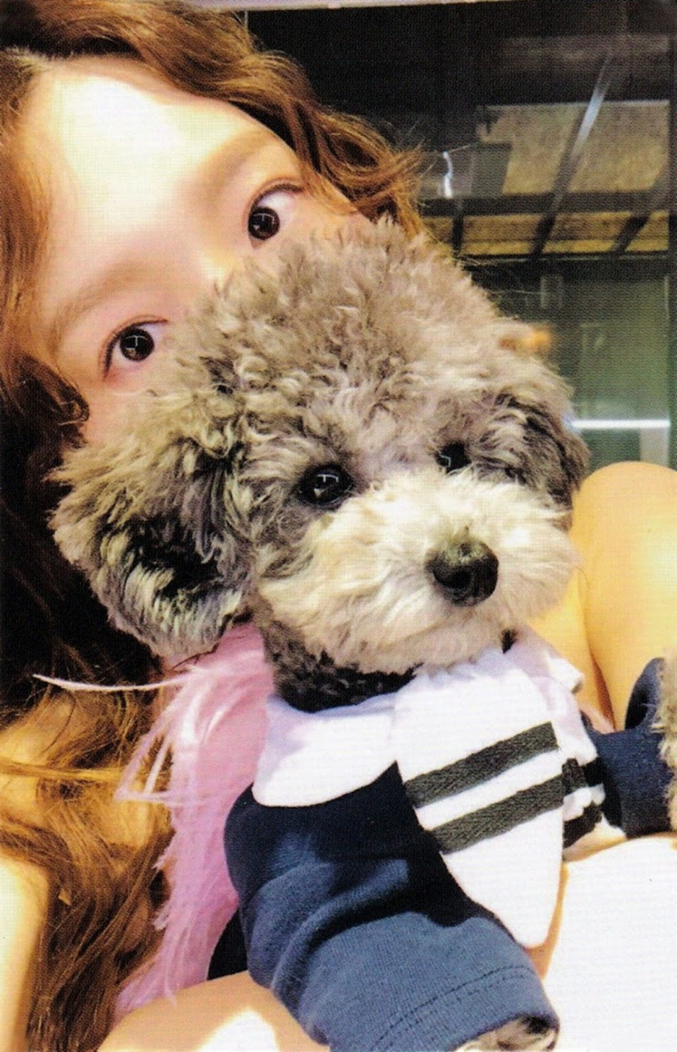 funniestpcs_taeyeon_snsd_somethingnew