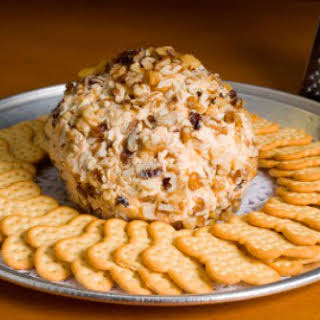 Homemade Cheese ball.