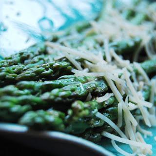 Perfectly Light Asparagus