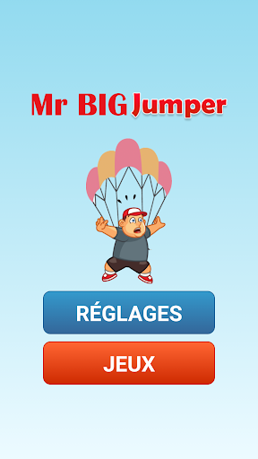 Mr BIG Jumper
