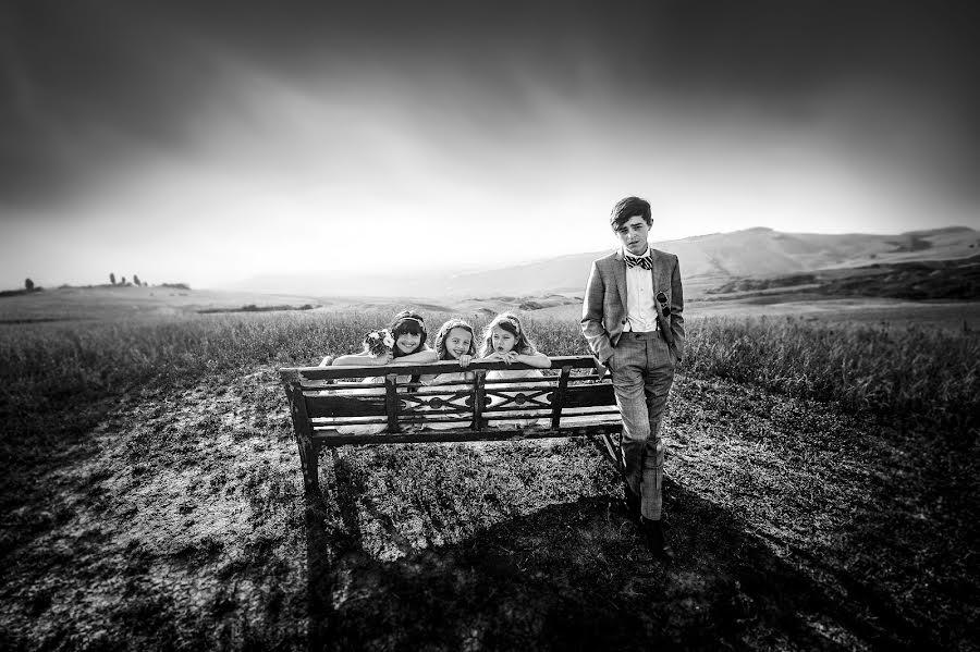 Φωτογράφος γάμων Andrea Pitti (pitti). Φωτογραφία: 12.07.2018