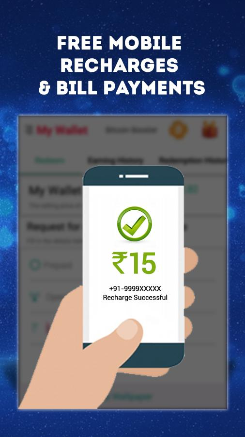 Flikk: Free Mobile Recharge & Paytm Cash- screenshot