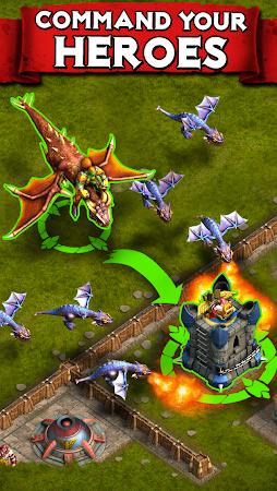 Heroes of War: Orcs vs Knights 1.2.4 screenshot 30493