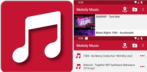 Mobidy is a new type of way to listen to your favorite musics!