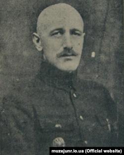 Всеволод Петрів (1883–1948), військовий міністр і генерал-хорунжий Армії УНР
