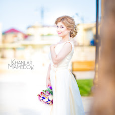 Wedding photographer Khanlar Mamedov (Khanlar). Photo of 17.01.2016