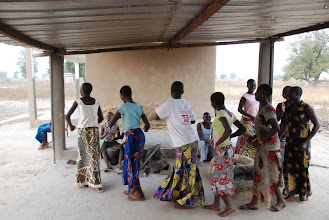 Photo: chants et danses