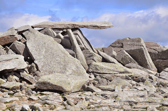 Photo: The Cantilever, Glyder