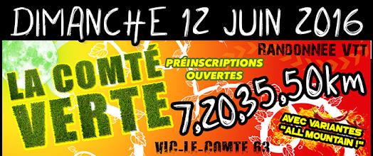 Photo: attention c'est pour bientôt ! http://velo-club-vic.fr/index.php/comte-verte