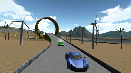 Fantastic Racing 3D