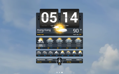 Weather+ Free screenshot 3