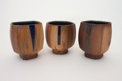 New ceramics by Mike Dodd, Jeffrey Oestreich & Jim Malone