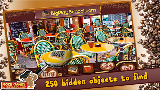 My Cafe - Find Hidden Object