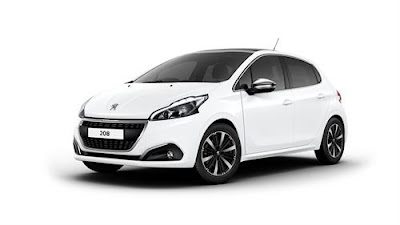 New 208 Allure Premium from Peugeot