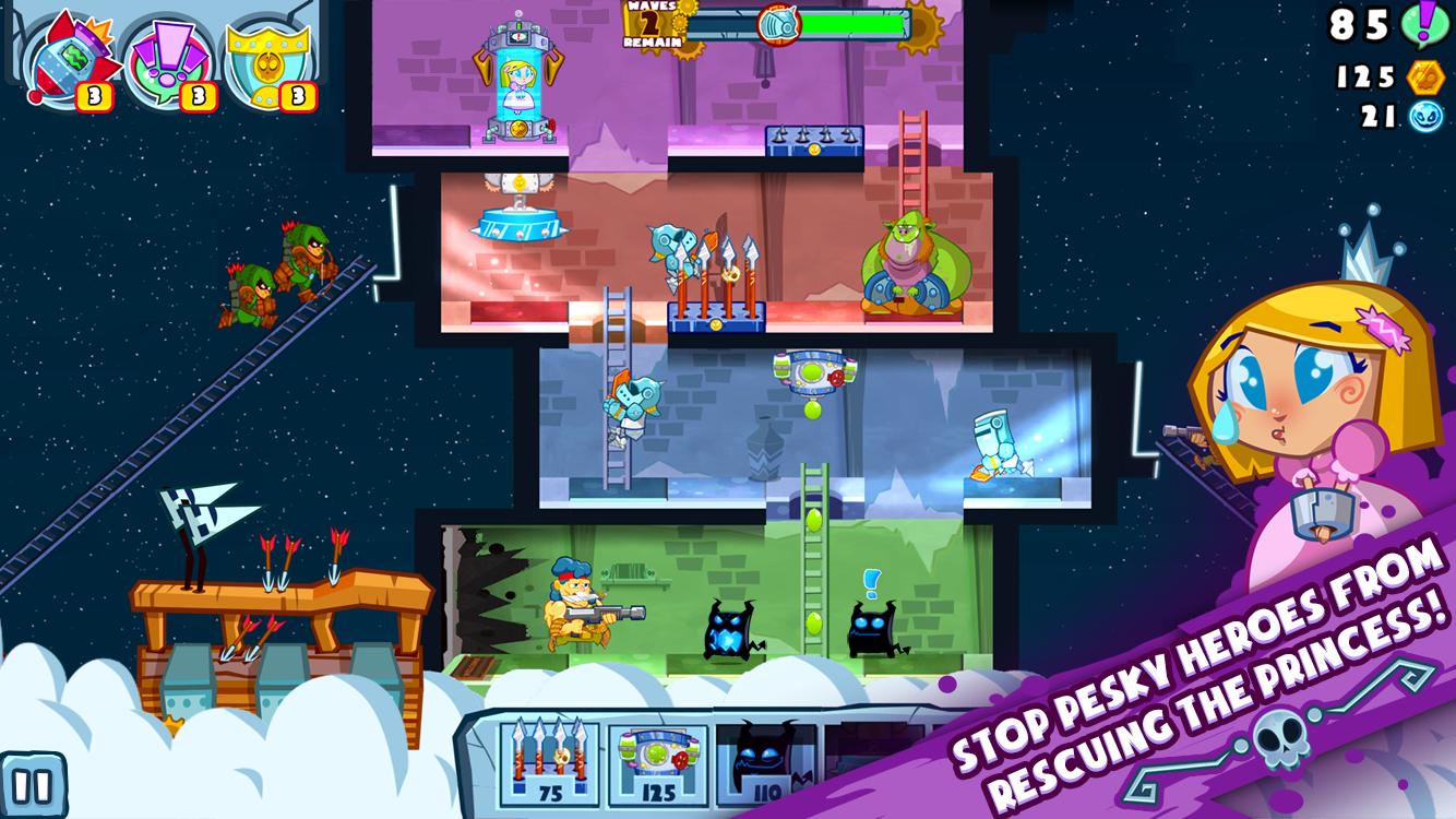 Castle Doombad screenshot #4