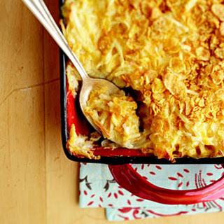Heart-Healthy Cheesy Potatoes.