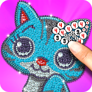 Magic Coloring: Coloring pages Color by number