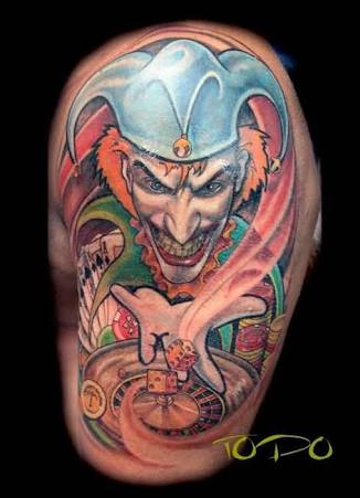 Joker. Image source: Pinterest