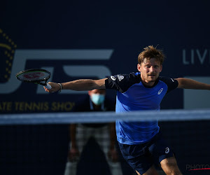 David Goffin moet in halve finales Ultimate Tennis Showdown meerdere erkennen in opponent