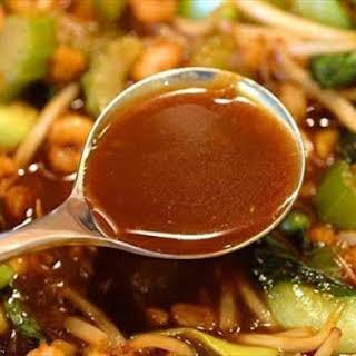 Spicy Stir-Fry Sauce.