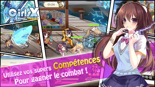 Girls X Battle-Français for PC