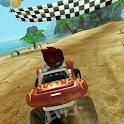 Hero Beach Buggy Racing ! icon