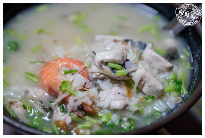 台東七股鹹粥