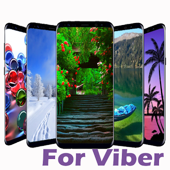 Wallpapers for Viber Messenger and Chat