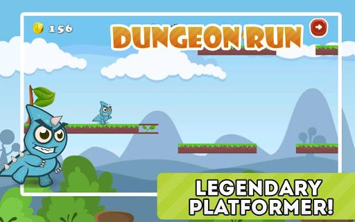 Dungeon Run - Adventures games