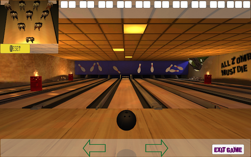 10 Zombie Bowling screenshots 8