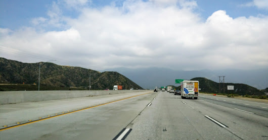 3-25-2017 Going Home - CA to NM