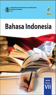 Buku Bahasa Indonesia Kelas 7 Kurikulum 2013 - náhled