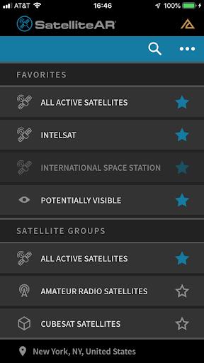 Satellite AR  screenshot 3