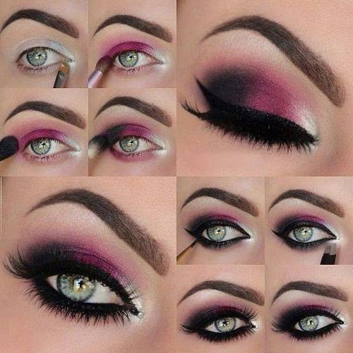10000+ Eye Makeup Step By Step HD (Offline) 1.1 screenshots 21