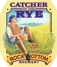Logo of Rock Bottom La Jolla Catcher in the Rye PA