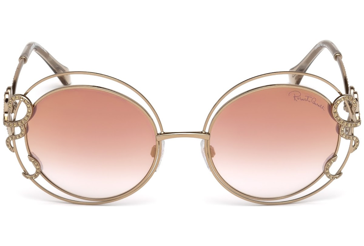 1aacd4c9cd ... Sunglasses Roberto Cavalli Carducci RC1024 C55 34U (shiny light bronze    bordeaux mirror). Sale