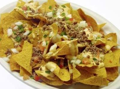 Creamy Thai Nachos Recipe