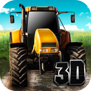 Farming Tractor Driver 3D for PC and MAC