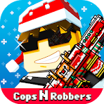 Cops N Robbers: Pixel Shooting Game - FPS 8.1.0