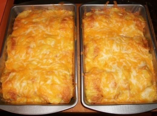 Crescent Chicken Roll-ups. Recipe