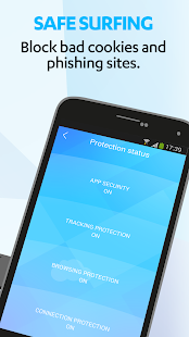 FREEDOME VPN Unlimited anonymous Wifi Security Screenshot