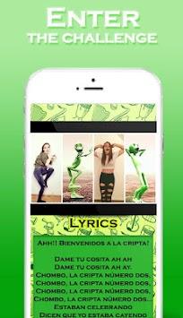 Bonhomme Vert Qui Danse : bonhomme, danse, Extraterrestre, Danse, Parole