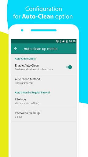 Cleaner for WhatsApp screenshot 6