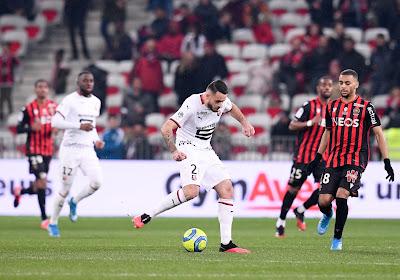 Ligue 1 : Rennes va arracher un point en déplacement à Nice