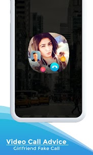 Video Call Advice Girlfriend Fake Call App Download For Android and iPhone 9