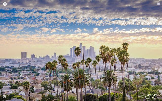 Los Angeles Hd Wallpapers New Tab Theme