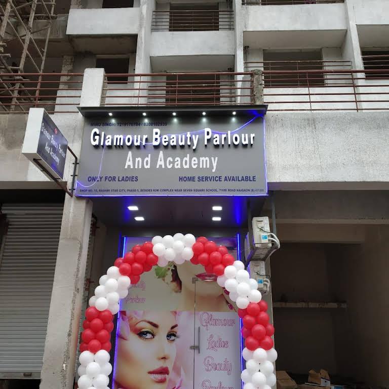 Glamour Beauty Parlour and Academy - Beauty Salon in Naigaon East