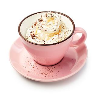 Immune-Boosting Pink Latte.