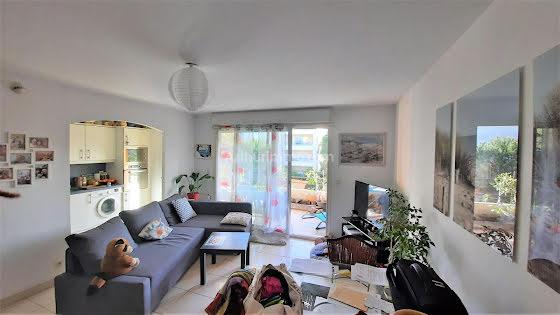 Vente appartement 2 pièces 45,53 m2