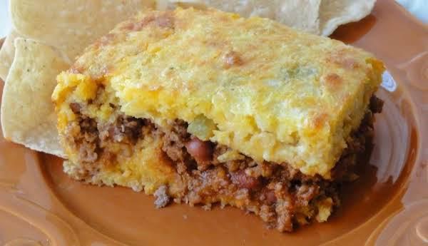 Cornbread Tamale Casserole